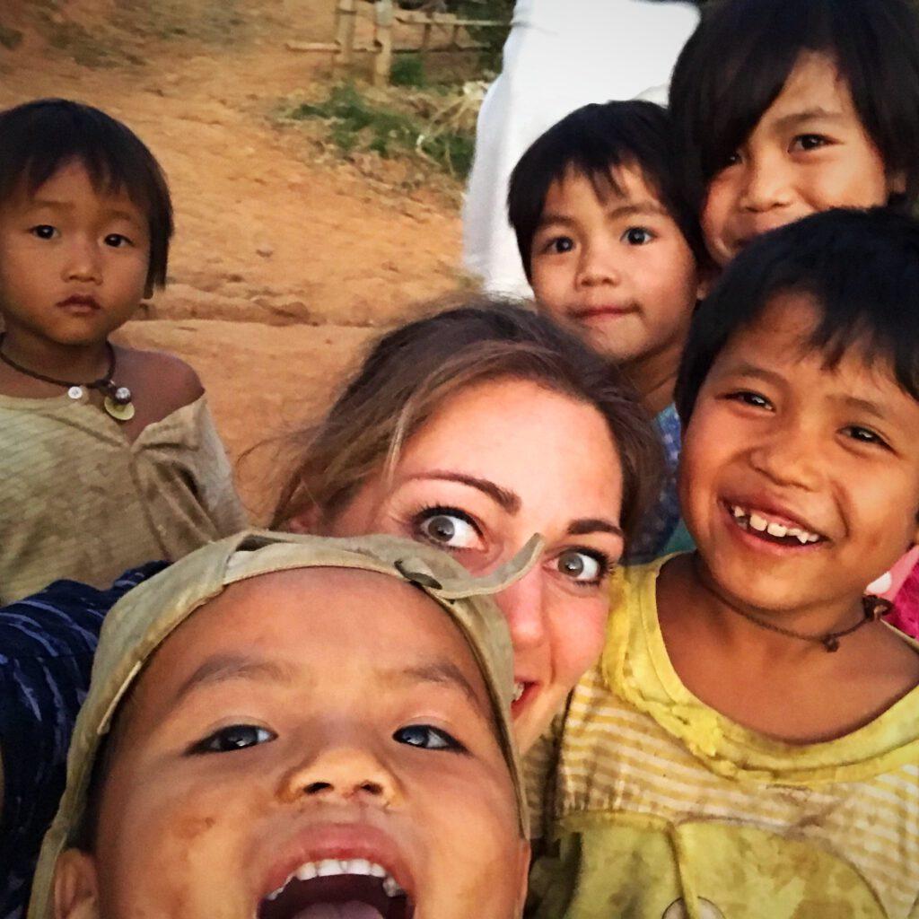 Mingalaba! - Myanmar kids