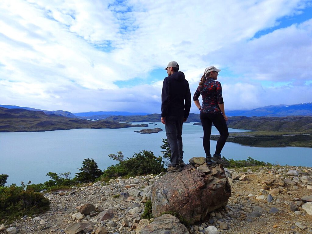 Patagonia - w-track