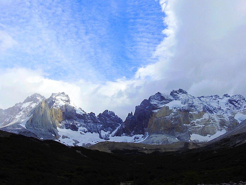 Torres del Paine - W track