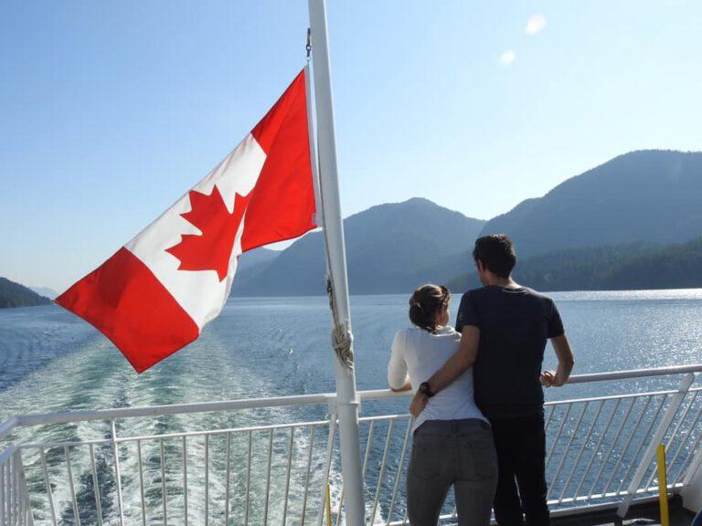 Bye, bye Canada