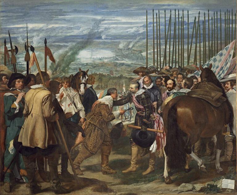 Las Lanzas Museo del Prado