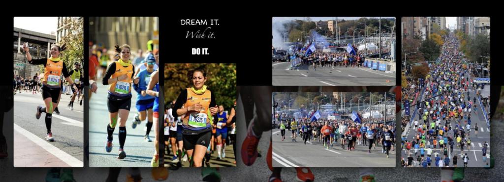 Fotoboek inspiratie - Marathon New York