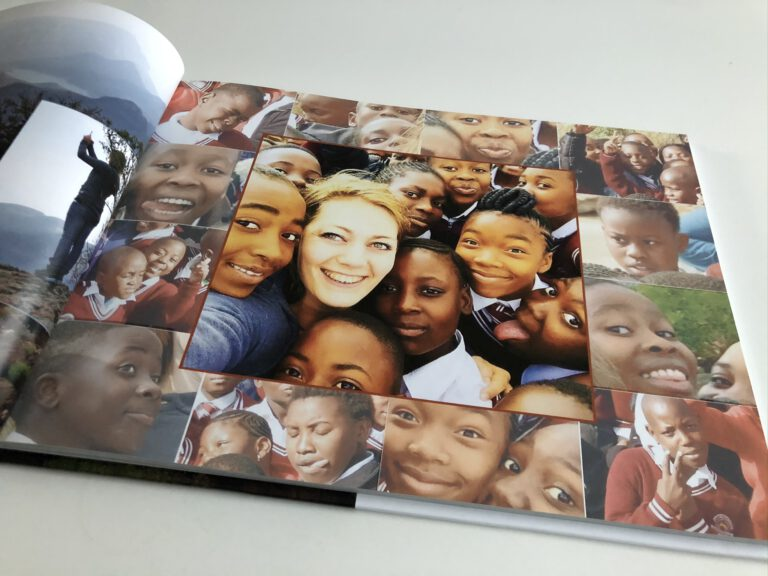 Fotoboekinspiratie - Zuid Afrika