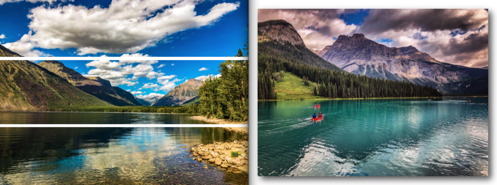 Fotoboek inspiratie - Canada views