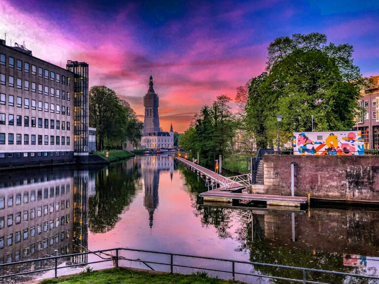 Breda - grote kerk
