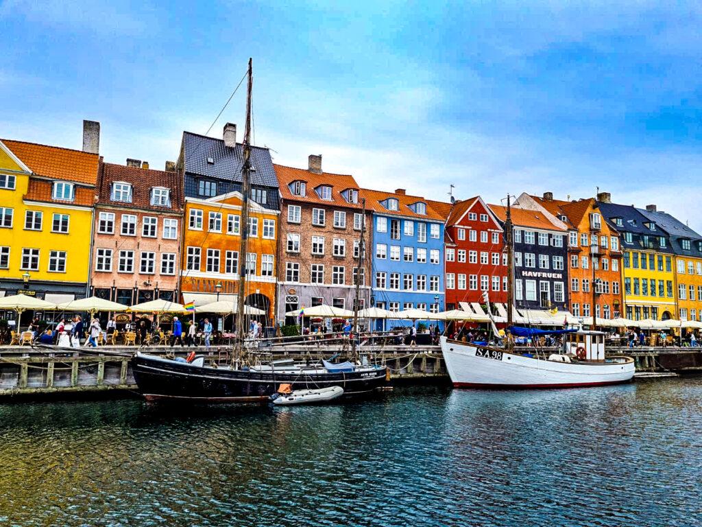 Copenhagen - Nyhavn - Denmark