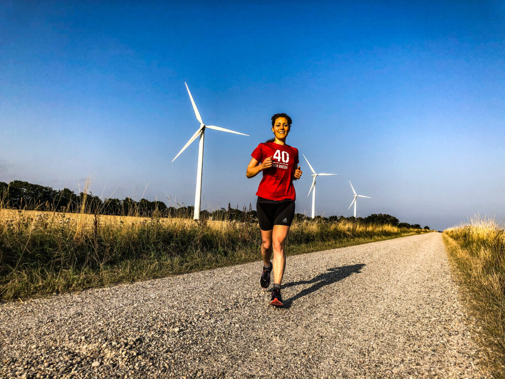 Running in Thyholm