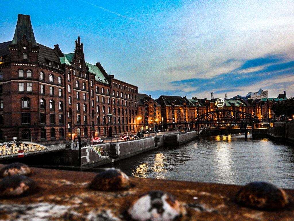 Hamburg - Harbor