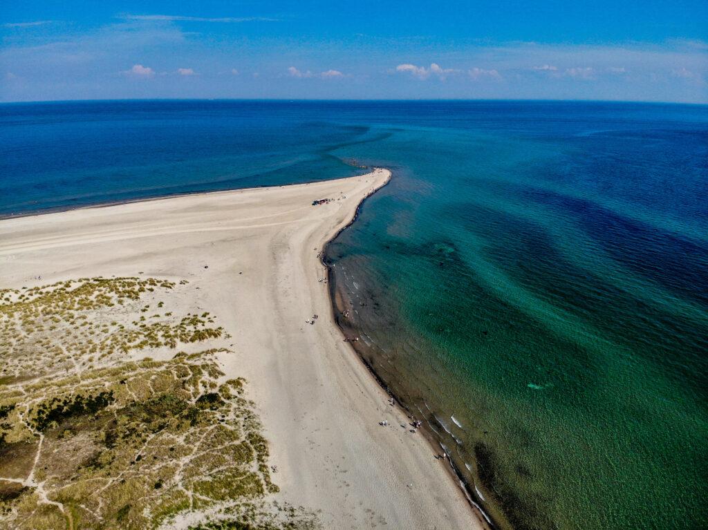 Skagen - Two oceans meet each other | Denmark