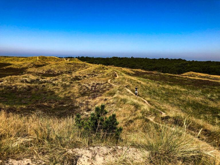 Hike in Thyholm island - Denmark