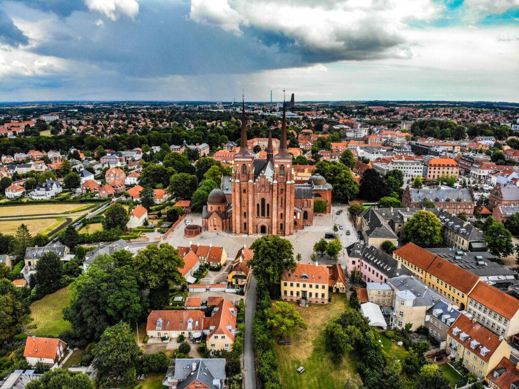 Roskilde - domkirke Denmark